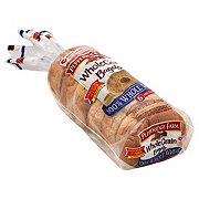 Pepperidge Farm Whole Grain 100% Whole Wheat Bagels