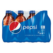 Pepsi Cola 12 oz Bottles