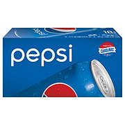 Pepsi Cola 12 oz Cans