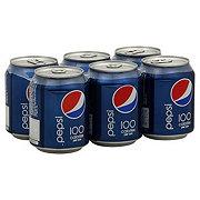 Pepsi Cola 6 PK Cans