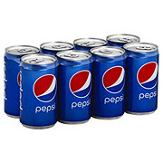 Pepsi Cola 8 PK Cans
