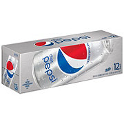 Pepsi Diet 12 oz Cans