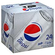 Pepsi Diet Cola 12 oz Cans