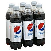 Pepsi Diet Cola 16.9 oz Bottles