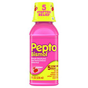 Pepto Bismol Cherry Liquid