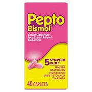 Pepto Bismol Non-Chewable Caplets