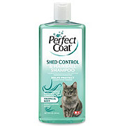 Perfect Coat Shed Control & Hairball Cat Shampoo