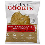 Perfect Cookie White Chocolate Macadamia Protein Cookie