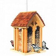 Perky-Pet Hang Or Mount Mountain Chapel Bird Feeder