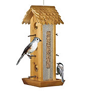 Perky-Pet Tin Jay Twig Style Perches Bird Feeder