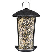 Perky-Pet Wall and Post Seed Feeder
