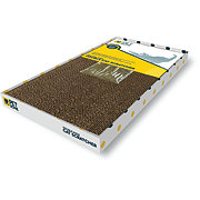Pet Zone Double Wide Cat Scratcher With Catnip