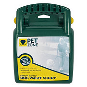 Pet Zone Skoop-n-Pak Dog Waste Scoop