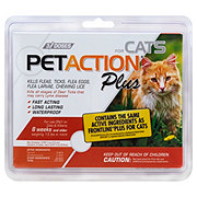 PetAction Plus For Cats