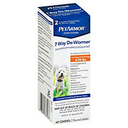 PetArmor 7 Way Dewormers Small Dog