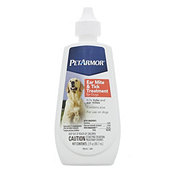 PetArmor Ear Mite & Tick Treatment for Dogs