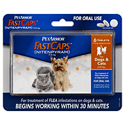 PetArmor Fastcaps For Dogs And Cats 2-25 Pounds
