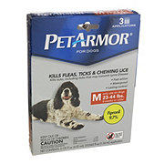 PetArmor For Dogs 23-44 Pounds