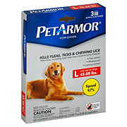 PetArmor For Dogs 45-88 Pounds