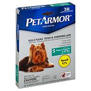 PetArmor for Dogs 5-22 lbs