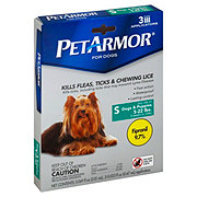 PetArmor For Dogs 5-22 Pounds