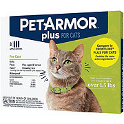 PetArmor Plus for Cats Over 1.5 lbs