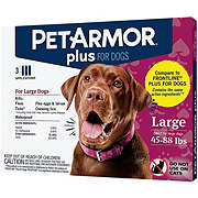 PetArmor Plus For Dogs 45-88 Pounds