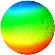 Peter Pan Rainbow Playground Ball