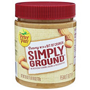 Peter Pan Simply Ground Peanut Butter