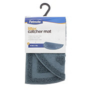 Petmate 1/2 Circle Litter Catcher Mat