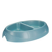 Petmate 1 Cup Pet Double Diner Turquoise