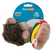 Petmate Aspenpet Small Hedgehog & Hotdog Dog Toys