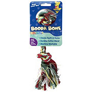 Petmate Booda Bone Multicolor 2 Knot Rope Smalll, Assorted Colors