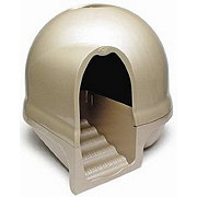 Petmate Booda Titanium Dome Cleanstep Cat Litter Box