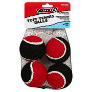 Petmate Dogzilla Large Tuff Tennis Ball