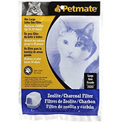 Petmate Large Zeolite/Charcol Litter Box Filter