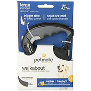 Petmate Medium  Aspen Pet Walkabout Retractable Leash