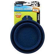 Petmate Silicone Round Travel Bowl