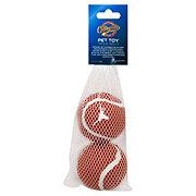 Pets First Company UT Texas Tennis Balls