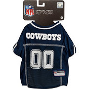 size 40 5ea1b 3574a Pets First Dallas Cowboys Small Dog Jersey ‑ Shop Clothes at ...