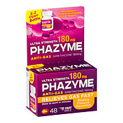 Phazyme Anti-Gas Ultra Strength 180 mg Best Gels