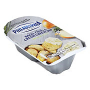 Philadelphia Bagel Chips & Chive & Onion Cream Cheese
