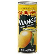 Philippine Mango Juice Nectar