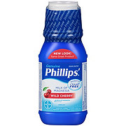Phillips Milk of Magnesia Wild Cherry Liquid