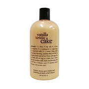 Philosophy Vanilla Birthday Cake 3 In 1 Shampoo Shower Gel And