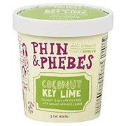 Phin & Phebes Coconut Key Lime Ice Cream