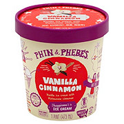 Phin & Phebes Vanilla Cinnamon Ice Cream