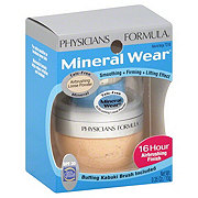 Physicians Formula Mineral Wear Natural Beige Airbrushing Loose Powder