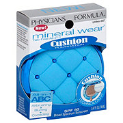 Physicians Formula Mineral Wear Talc-Free All-in-1 ABC Cushion Foundation SPF 50, Light Medium