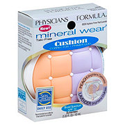 Physicians Formula Mineral Wear Talc-Free Cushion Corrector + Primer Duo SPF 20